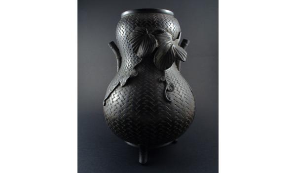 Vase Japonais en bronze