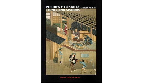 Livre «Pierres et Sabres» de Laurent Milhau