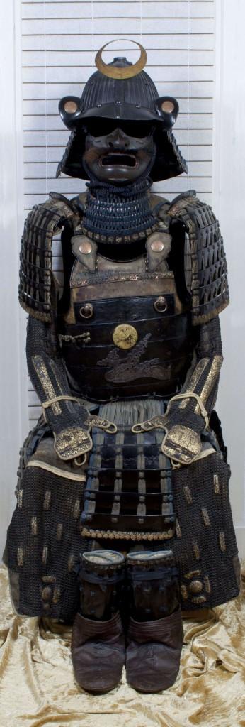 Armure japonaise (1)