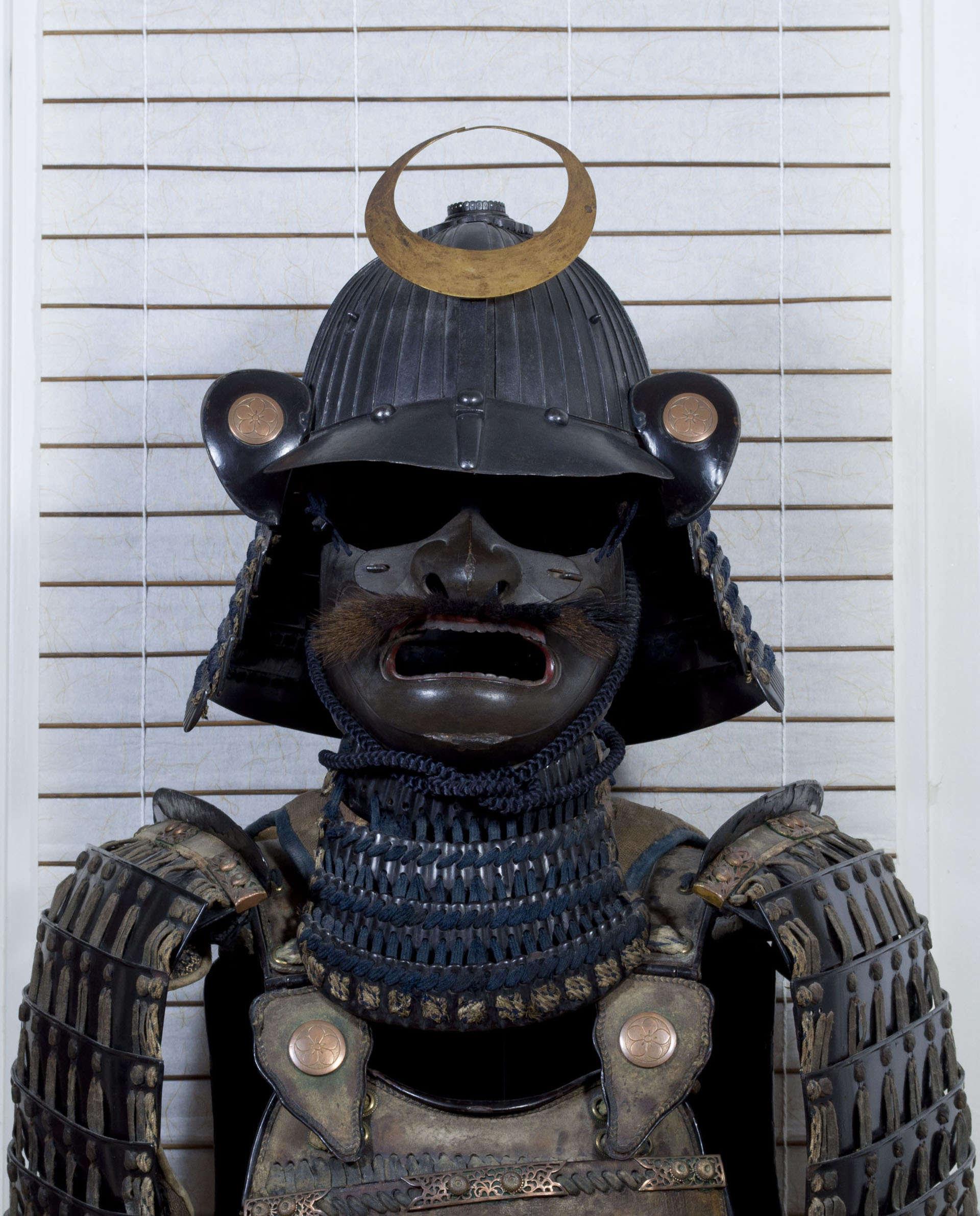 Armure japonaise (3)