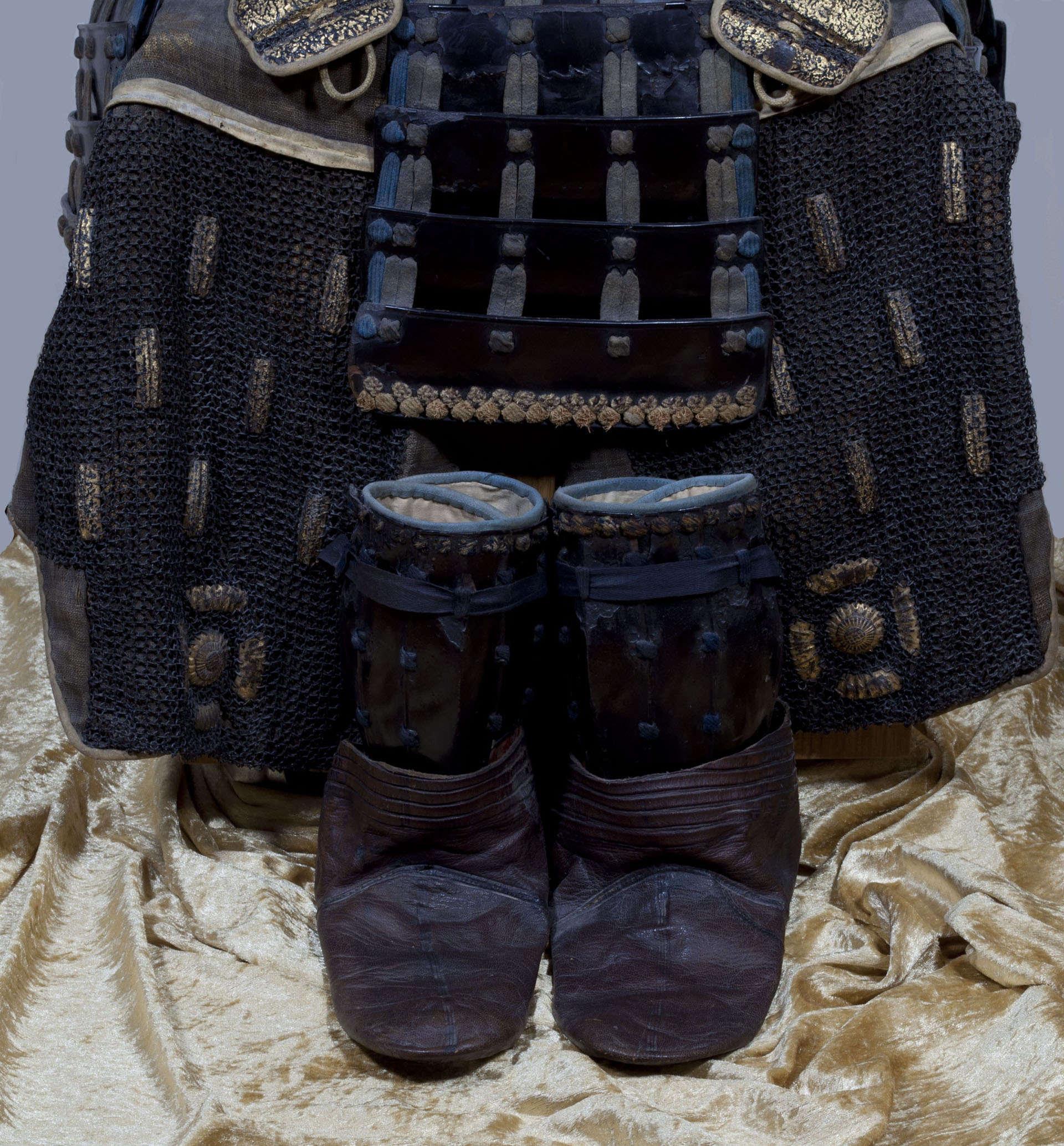 Armure japonaise (4)