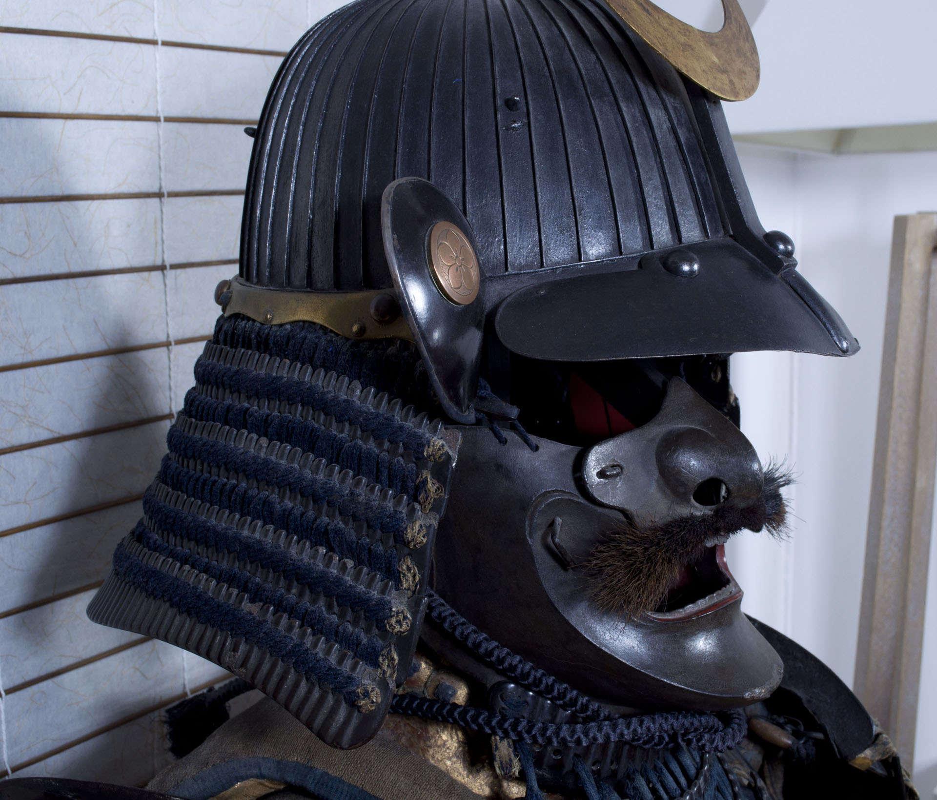 Armure japonaise (5)