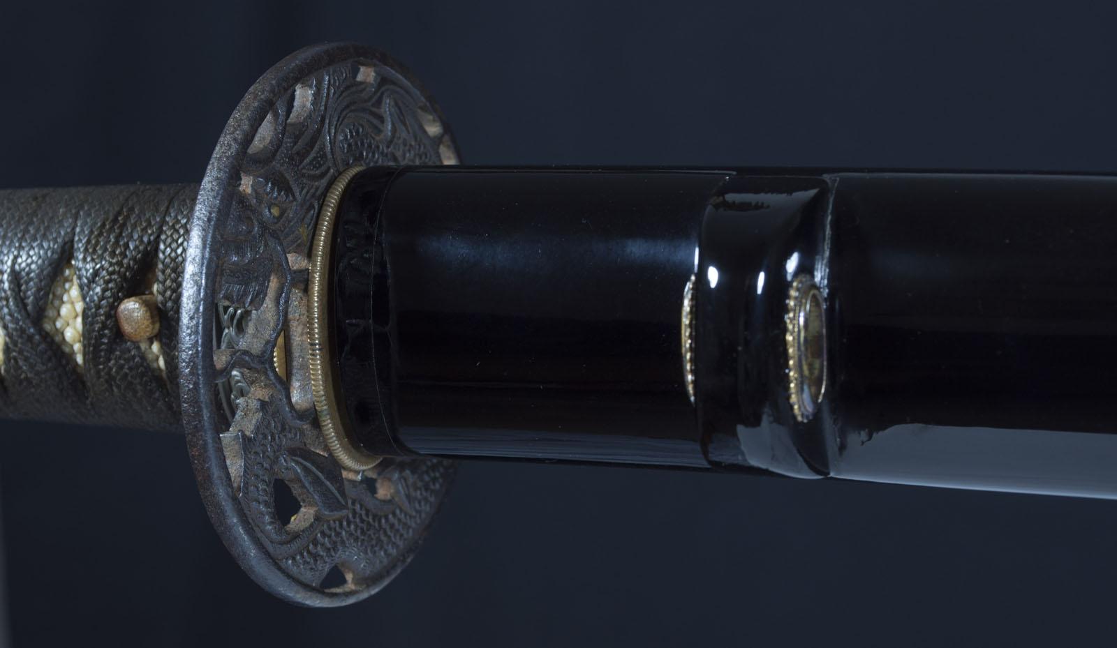 Katana Tadatsuna nidai japanese sword (8)