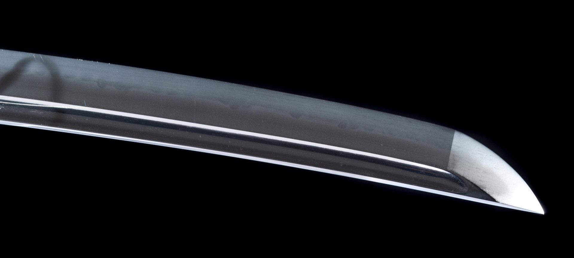 Wakizashi Tadayoshi japanese sword (3)