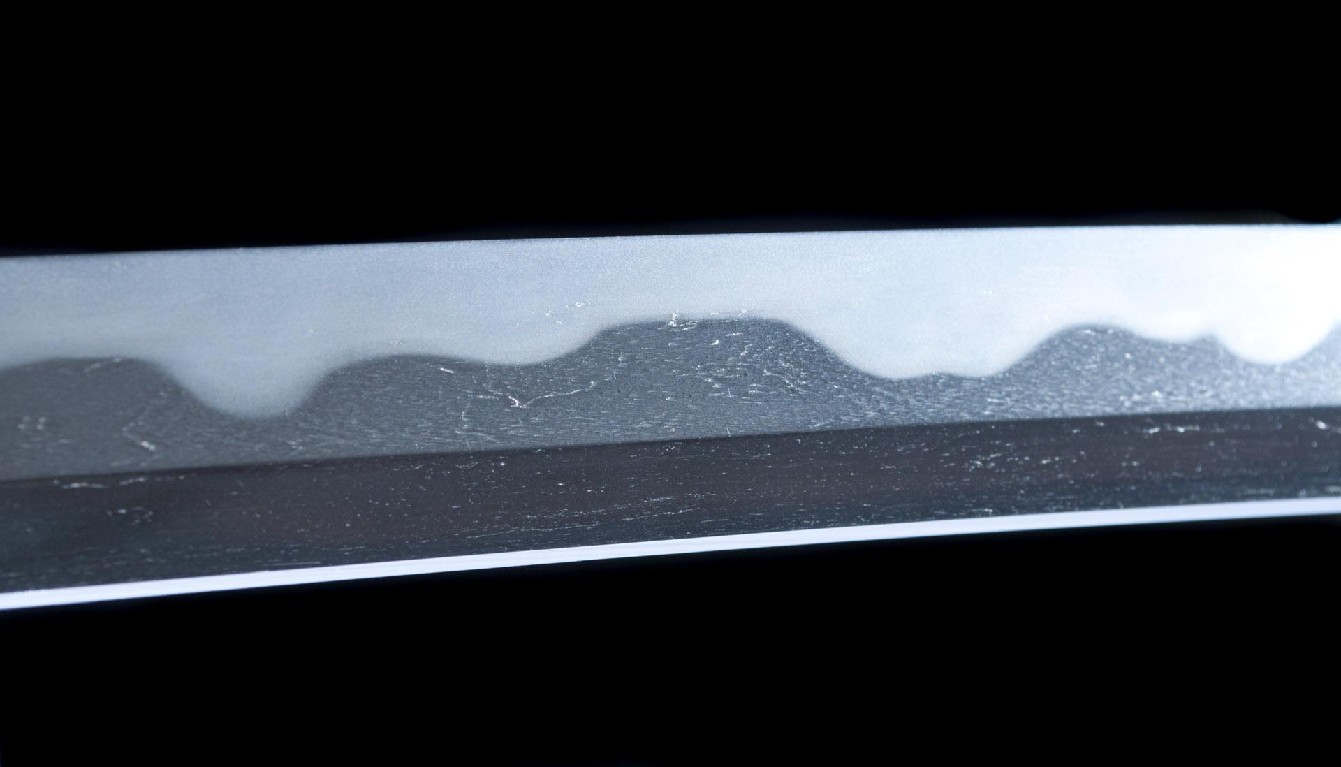 Katana Hizen Masahiro sabre japonais (8)
