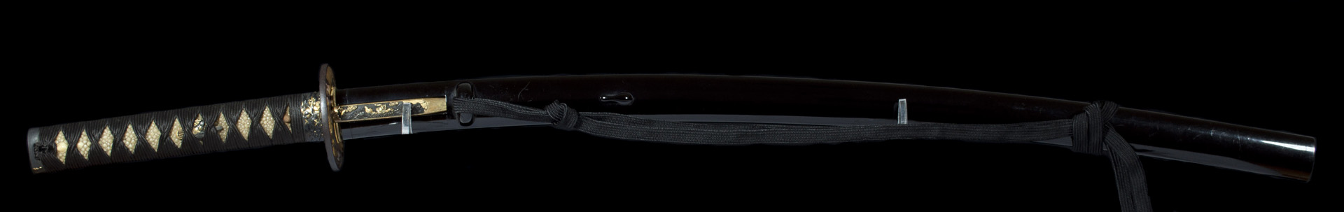Tsunahiro katana sabre japonais koshirae (5)