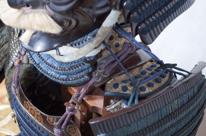 Armure japonaise Yoroi japanese armor (8)