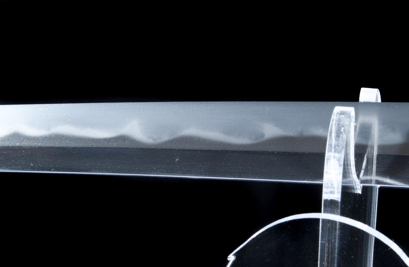 Wakizashi Yasunaga sabre japonais (10)
