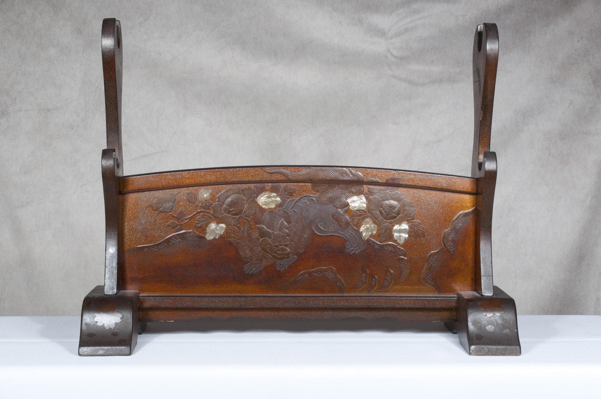 Katana Kake Edo Maki-e (1)