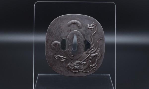 Tsuba Nagato Dragon