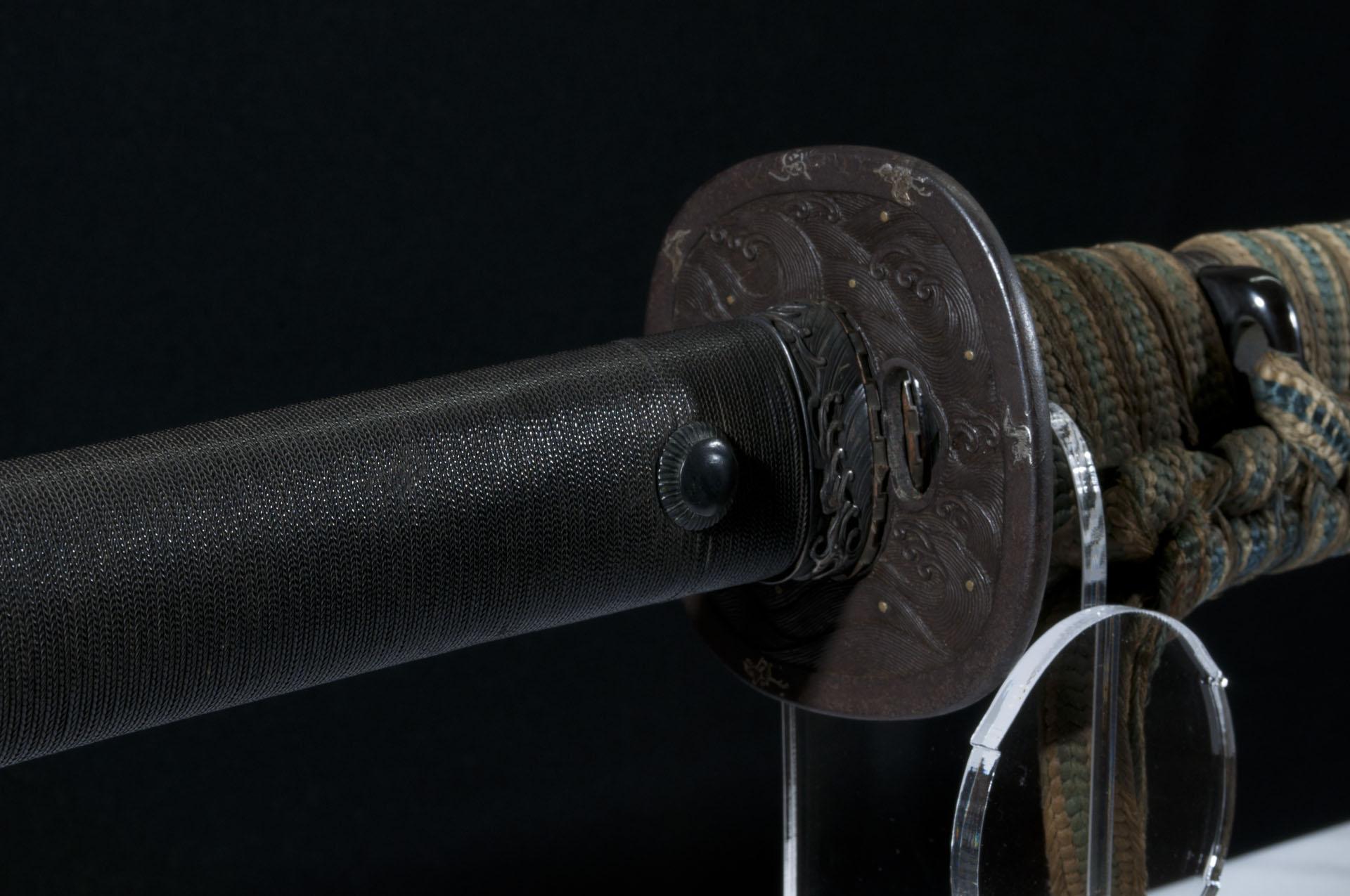 Katana sabre japonais Shinto Masatsune (7)