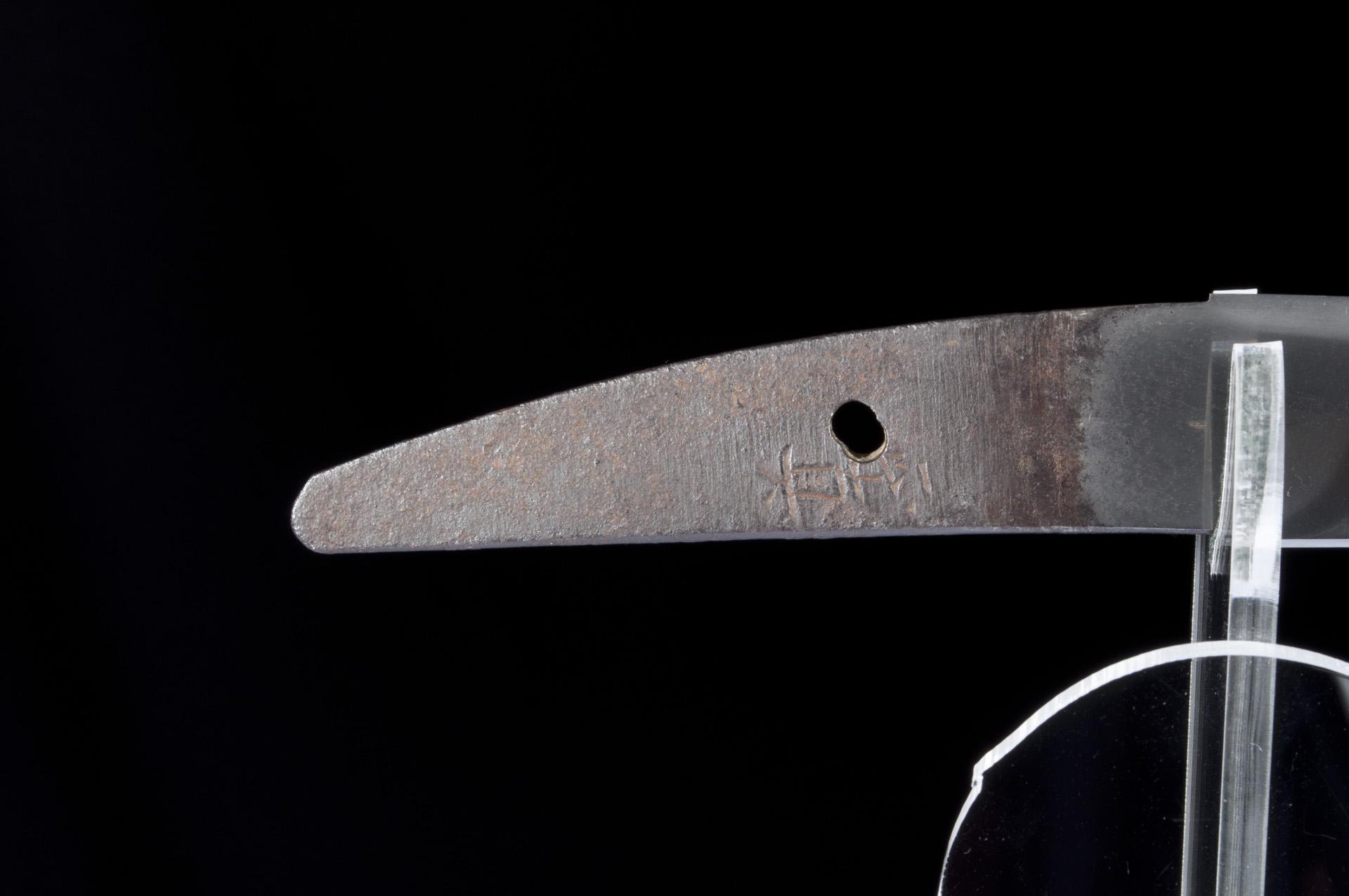 Sengo Masazane sunobi Tanto sabre japonais (5)