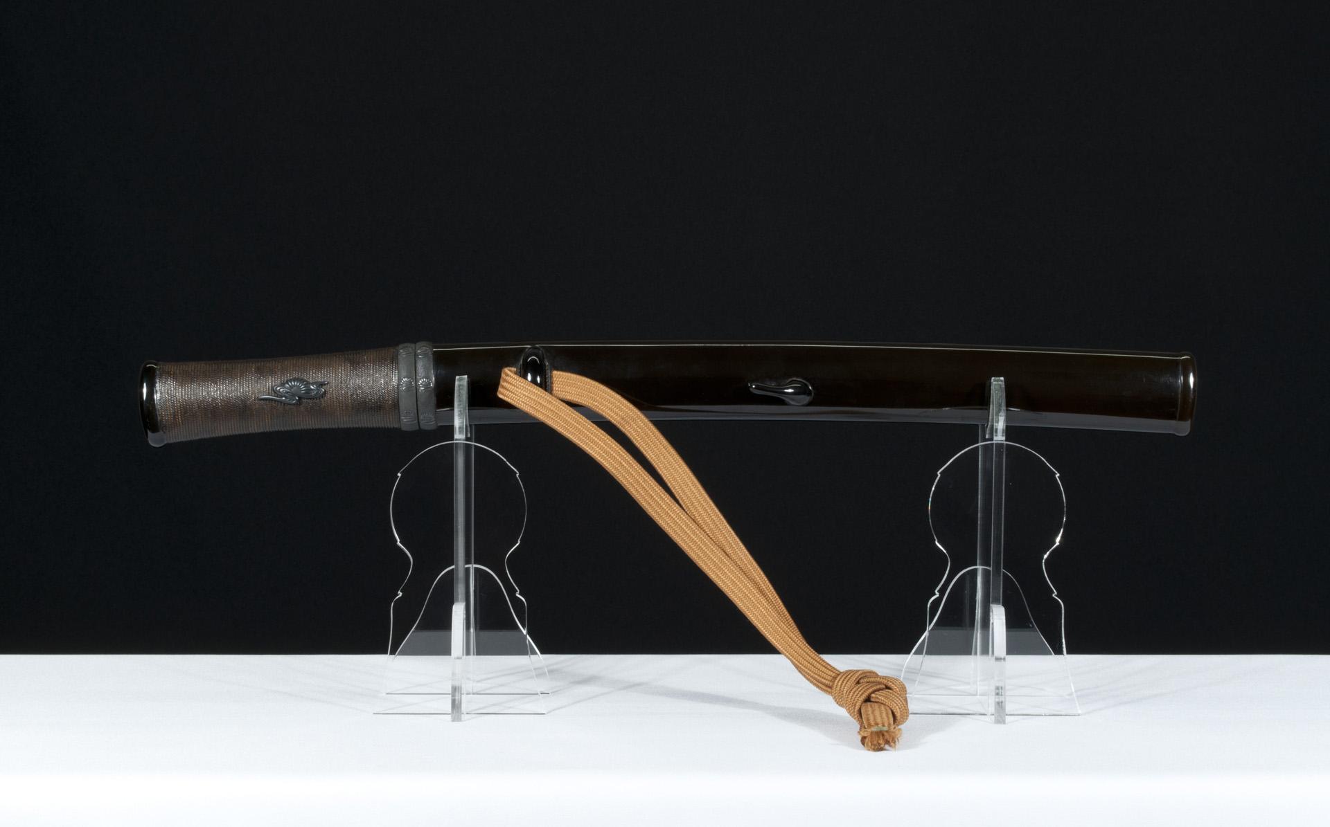 Sengo Masazane sunobi Tanto sabre japonais (9)