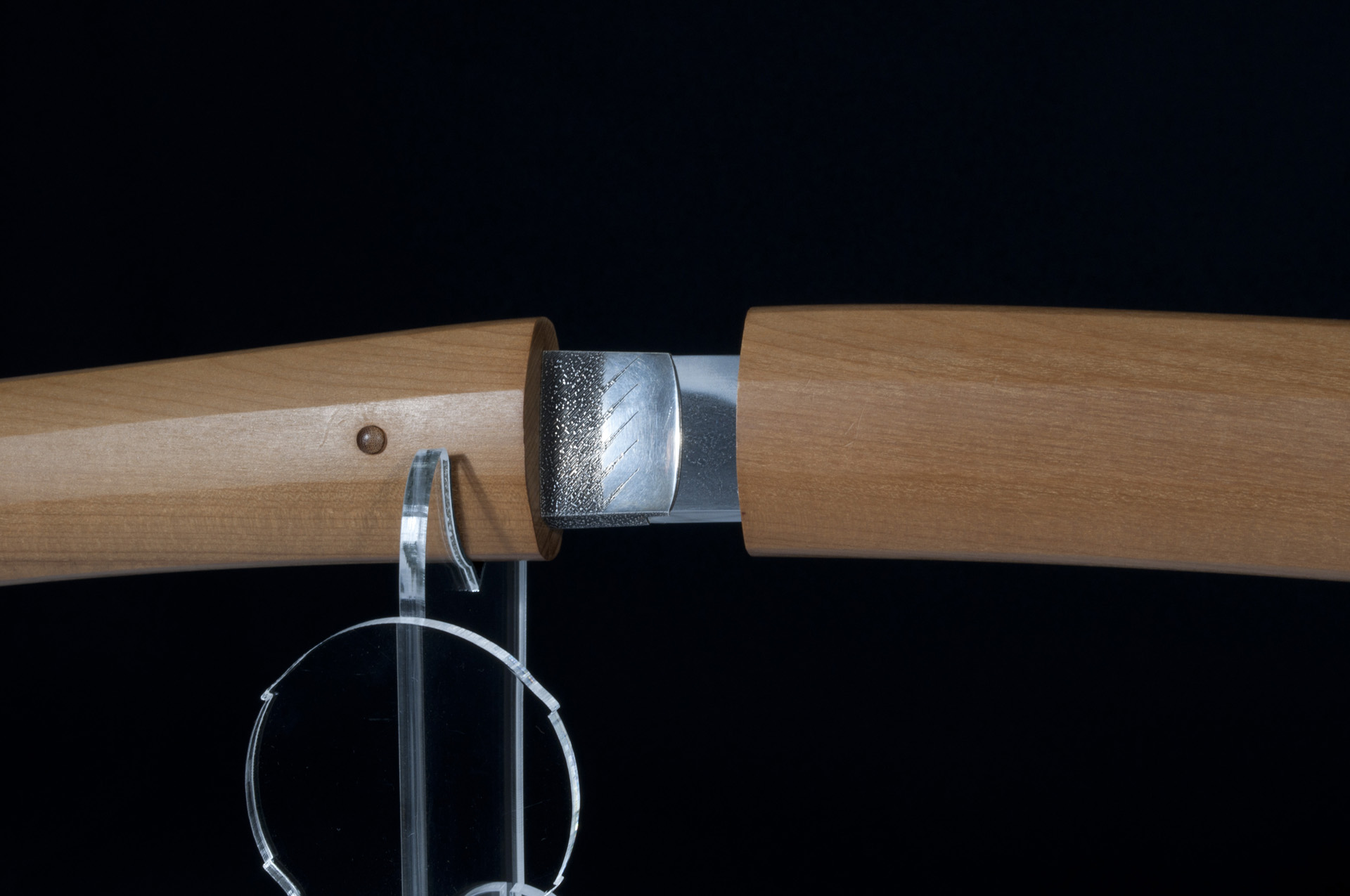 Oyogo Kunishige Wakizashi sabre japonais (11)