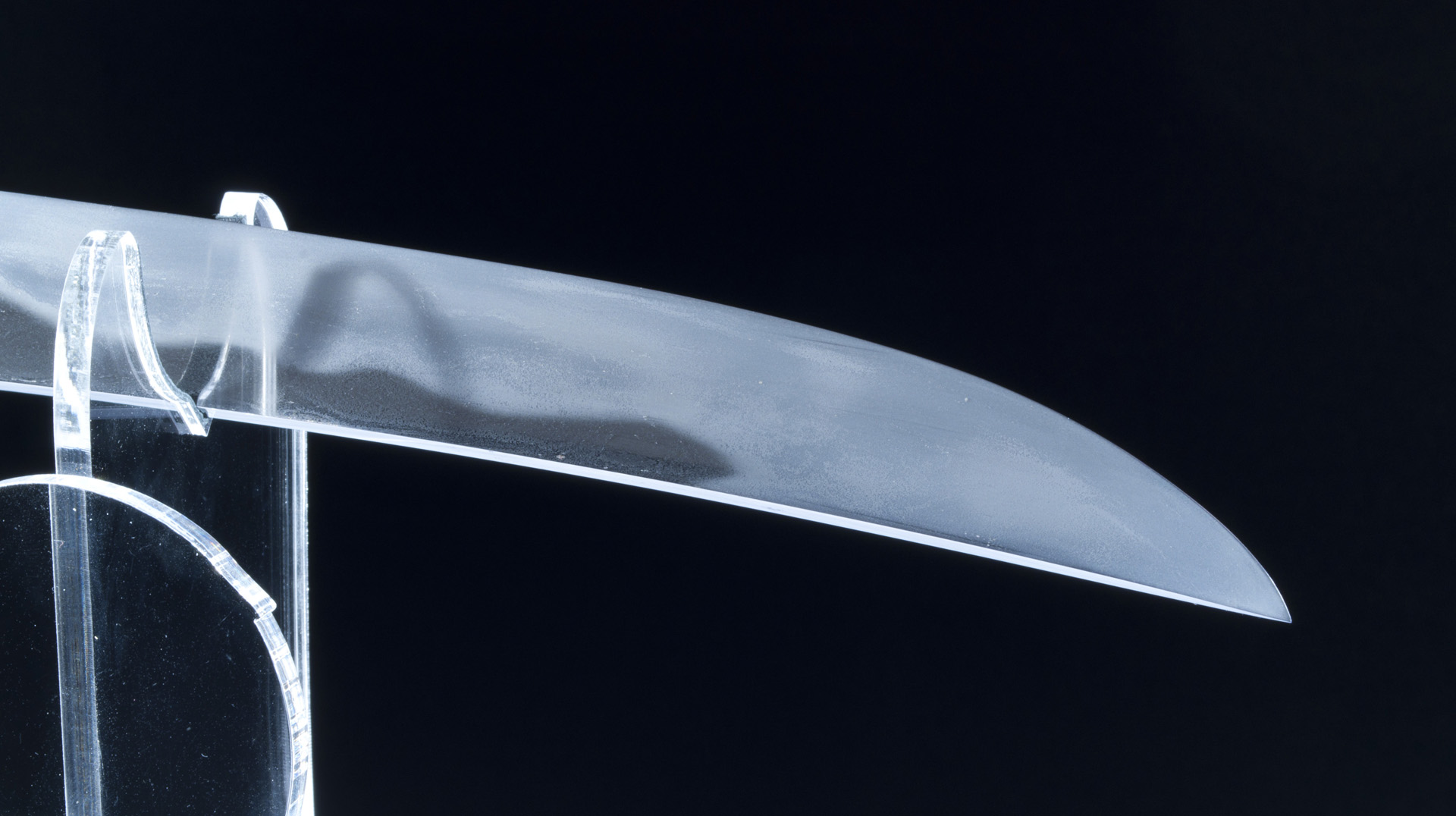 Oyogo Kunishige Wakizashi sabre japonais (2)